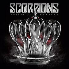 Scorpions return to Forever CD 2015 rudolf schenker * NEW