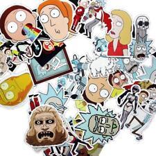 35pcs set Rick And Morty Car bike Stickers Random Character geek