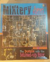 1000 Piece Puzzle Mixtery Jigsaw The Puzzle With The Mixed-up Box