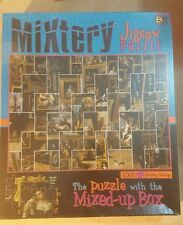 Mixtery Jigsaw Puzzle 1000 Pieces. Puzzle With The Mixed-up Box New