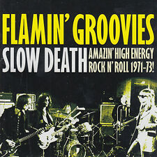 FLAMIN GROOVIES Slow Death LP 1971-73 NEW dmz clash mc5 stooges Alice Cooper