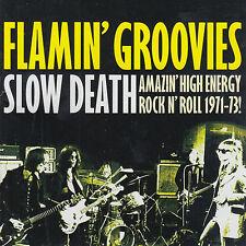 FLAMIN GROOVIES Slow Death LP 1971-73 NEW dmz clash mc5 stooges Alice Cooper