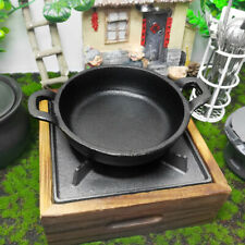 Cast Iron Cooking Frying Pan Skillet Mini Non-stick Fry Pan Kitchen Cookware