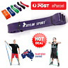 Resistance Bands Fitness Yoga Gym Workout Exercise Assist Elastic Homegym Pilate