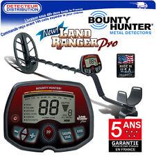 NOUVEAU !!! Détecteur de métaux Bounty Hunter Land Ranger Pro