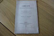 LORRAINE L'ABBE JANNY ANCIEN PRINCIPAL COLLEGE REMIREMONT DISCOURS 1888 VOSGES