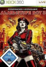 Xbox 360 Command and Conquer Alarmstufe Rot 3 Top Zustand