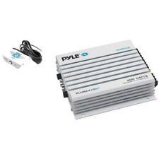 Pyle PLMRA410BT 400 Watt 4 Channel Class AB Waterproof Bluetooth Amplifier