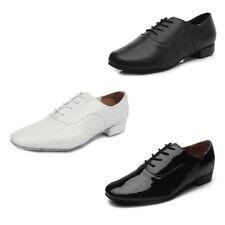 Men's Latin Ballroom Tango Latin jazz Dancing Shoes soft suede sole  703/704