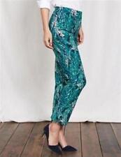 Boden Drake Wisteria Richmond 7/8 Trousers Size UK 12 SA172 LL 20