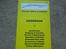 Italian Carcano Rifle and Carbine Collector Handbook 6.5mm or 7.35mm