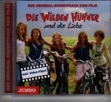(BB460) Die Wilden Hühner Und Die Liebe - Soundtrac- CD