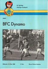 OL 88/89  1. FC Lok Leipzig - BFC Dynamo Berlin