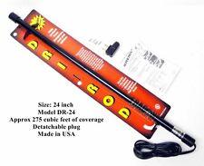 "24"" Inch Dri-Rod Drirod Dehumidifier Safe Home Boat New Moisture Protect Dr-24"