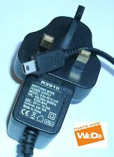 SWITCHING ADAPTER POWER SUPPLY BSE-0510-240 R2910 5V 1A 5VA UK PLUG