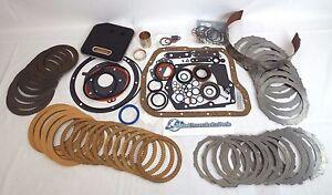 DODGE RAM PICKUP TRUCK Transmission Master Rebuild Kit 97-03 A518 A618 46RE 47RE
