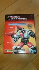 ToysRus 2005 TRANSFORMERS G1 RED ALERT REISSUE MISB #2