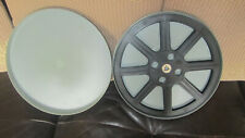 SUPER 8 1200FT PLASTIC REEL AND CAN CINE 8MM FILM - EMPTY