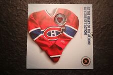2008-2009,    Montreal Canadiens 7 coins set,   rare, At the heart of the action