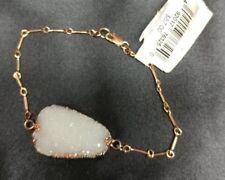 Bracelet COLORADO ROSE GOLD Druzy Stone