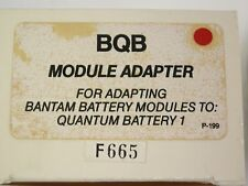 Quantum Battery Cable Module Adapter Flash cord BQB