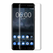 High Quality Crystal clear Screen Protector Tempered Glass for huawei Nokia 8