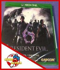 RESIDENT EVIL 6 HD - gioco Xbox One - vers.EU ITALIANO - Nuovo