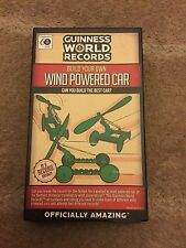 Guinness world records Build your own Wind Powered Car BN