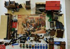 LEGO Western 6762 Fort Legoredo READ DESCRIPTION w/ ALL Minifigs pristine