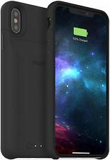 Mophie Juice Pack Access Case for iPhone Xs Max - Black