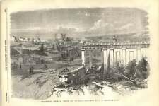 1855 Sebastopol da San Pietro e San Paolo ANTENNA Schizzo J un Crowe