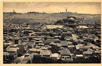 B39737 Jerusalim General view and Mount of Olives   israel