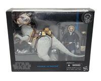Star Wars Hasbro Black Series Han Solo And Tauntaun Action Figure Set NIB