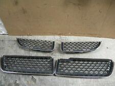 2002 Dodge Caravan Factory Front grille 4 pice front grille chrome black grill