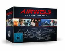 21 DVD-Box ° Airwolf ° komplette Serie - Staffel 1 - 4 ° NEU & OVP
