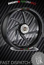DUCATI Performance Cerchioni Adesivi 959 996 749 1299 999 Diavel Monster FELCI