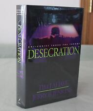 Left Behind Series book Desecration