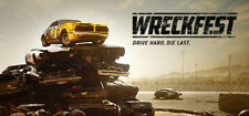 Wreckfest PC Steam No Key Code Global Multi Digital Download Region Free