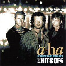A-HA HEADLINES AND DEADLINES - THE HITS OF A-HA VINYL LP (Released June 15 2018)