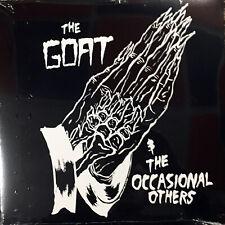 The Goat - The Goat Speaks LP Andrew Reynolds Spanky Neck Face Skateboard