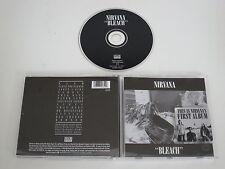 NIRVANA/BLEACH(SUB POP 9878-70034-2) CD ALBUM