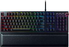 Razer - Huntsman Elite Wired Gaming Opto-Mechanical Switch Keyboard with Chro...