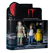 Funko Action Figures: IT Set 2 - Pennywise, Bill, and Georgie Item #30006