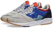 Karhu Men's Aria Suede Sneaker Daphne/ Lunar Rock Size 10