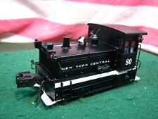 K-LINE K2630-10 NYC New York Central PLYMOUTH DIESEL ENGINE SWITCHER  # 80 MINT
