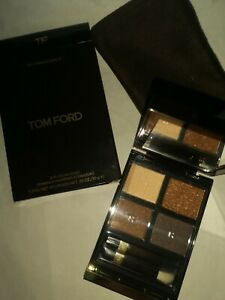 Tom Ford Cognac Sable Eyeshadow Quad Palette Discontinued BNIB