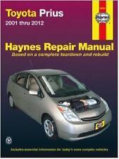 2001-2012 Toyota Prius Repair Manual 2011 2010 2009 2008 2007 2006 2005 04 0662