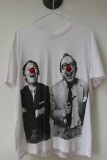 Stella McCartney Comic Relief Red Nose Day Morcambe and wise T-Shirt MEDIUM