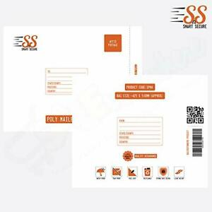 SnS Strong Postal Poly Mailing Mailer Post Postage Bags 425 x 510mm - Pack of 25