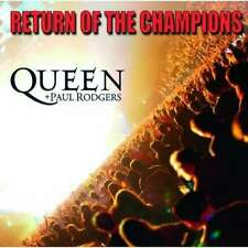 Queen & Paul Rodgers Return Of The Champions 3LP